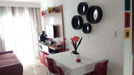 Apartamento Reformado Pronto Morar São Caetano Do Sul 1 Vaga