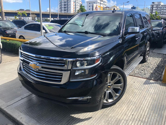 Chevrolet Suburban 2015 Ltz Full Clean