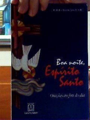Livro Boa Noite Espirito Santo Padre Helcio Vicente