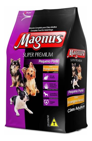 Ração Magnus Super Premium Rp 10kg