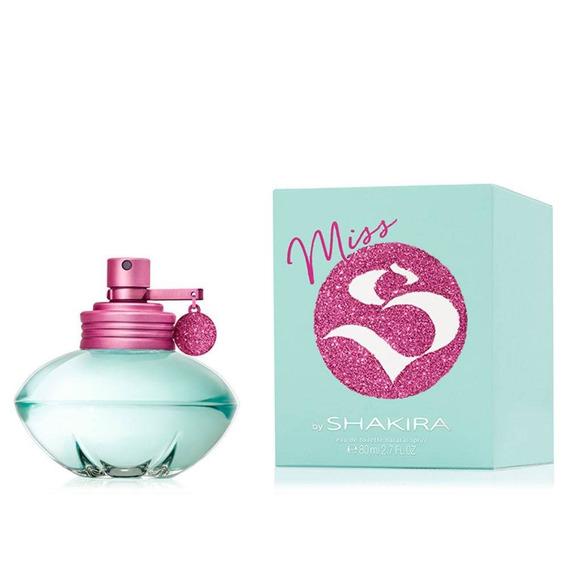 Perfume Miss S By Shakira Feminino 80 Ml - Selo Adipec