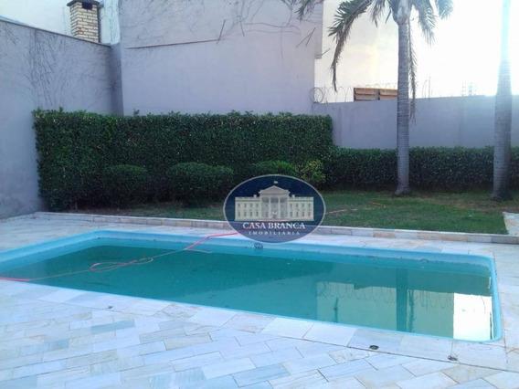 Casa Residencial Para Venda E Locação, Jardim Nova Yorque, Araçatuba. - Ca1035