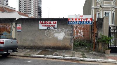 Terreno Para Aluguel Em Jardim Anália Franco - Te003850