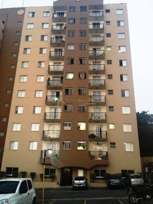 Apartamento Em Condomínio Padrão Para Venda No Bairro Vila Curuçá, 2 Dorm, 1 Vagas, 57 M² M - 3421