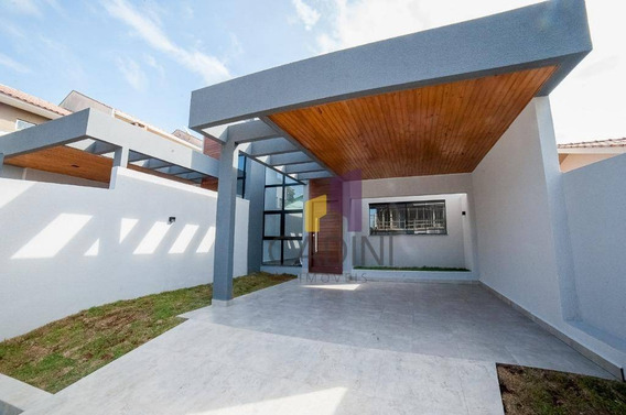Casa À Venda - Claudete - Cascavel/pr - Ca0382