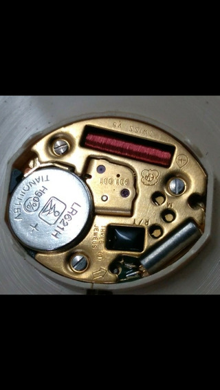 Reloj Pelletier De Caballero Suizo Baño De Oro