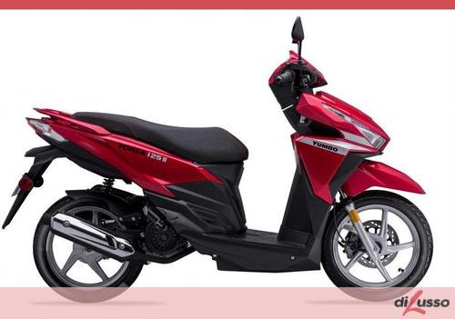 Yumbo Forza 125 Ii 2021 0km