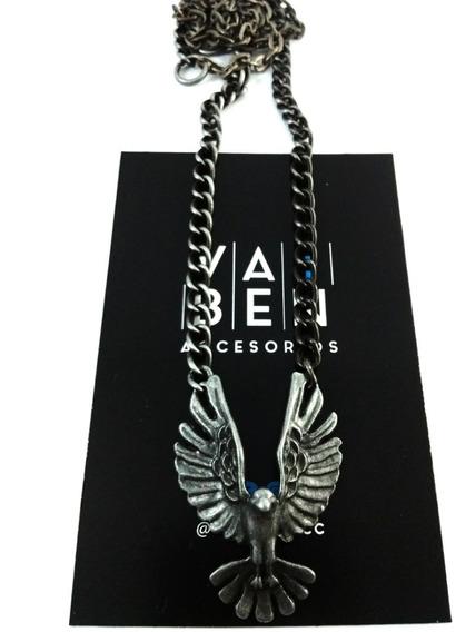 Collar Cadena Hombre Mujer Águila Regalo Navidad Moda Oferta