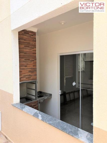 Apartamento Novo ! 2 Dts Com Churrasqueira - 386