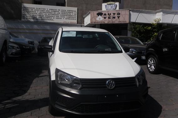 Volkswagen Saveiro 2018 Starline A/c D.h. Rines Seminueva