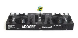 Controlador Apogee Dj Digitrack Pro 5 Midi Premium