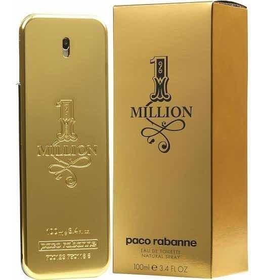 Perfume 1million 100ml