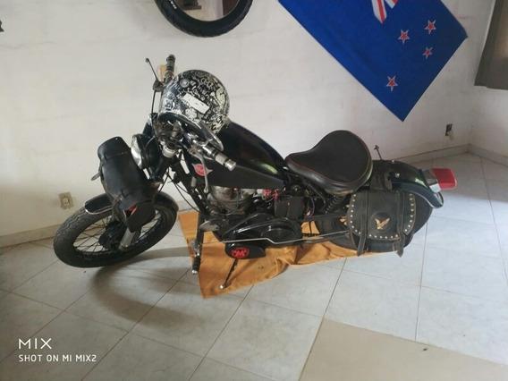 Harley-davidson Machltts 48 Ok Uruguaya