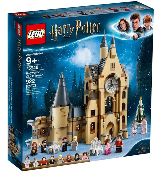 Lego Harry Potter - Hogwats Clock Tower