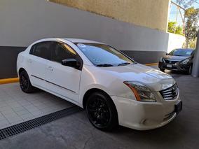 Nissan Sentra 2.0 Custom 6vel Mt 2012 Somos Agencia!!