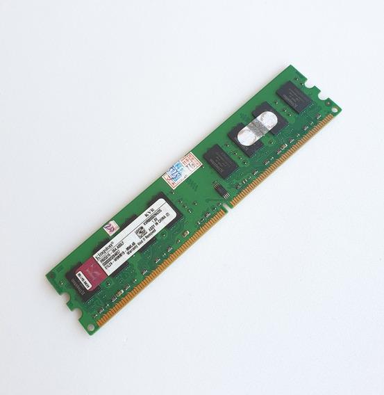 Memória Ram Kingston Ddr2 2gb 800 Mhz