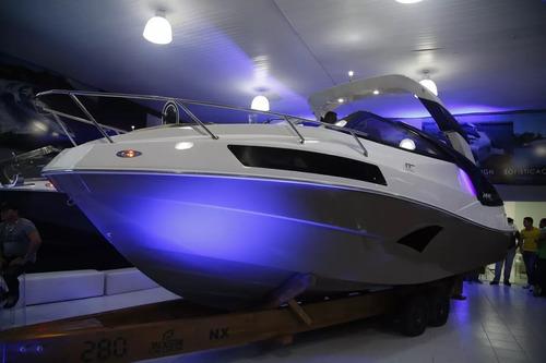 Nx 280 2021 Nxboats Coral Real Focker Ventura Fs  Lancha Nhd