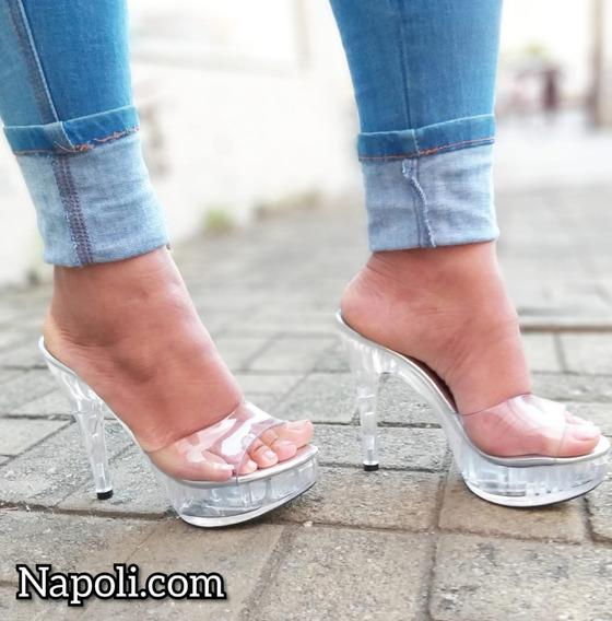 Tamanco Acrílico Napoli.com
