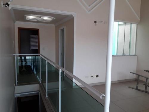 Sobrado Com 3 Dormitórios À Venda, 242 M² - Jardim Do Mar - São Bernardo Do Campo/sp - So20210