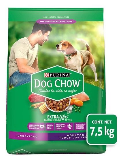 Alimento Para Perro Dog Chow Edad Madura 7.5 Kg