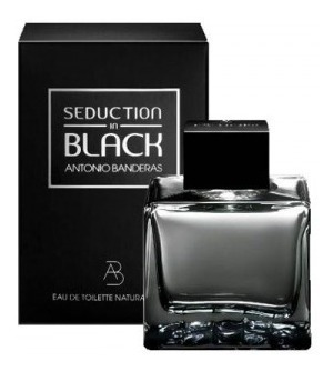 Imagen 1 de 4 de Perfume Para Hombre Seduction In Black De A. Banderas 100 Ml