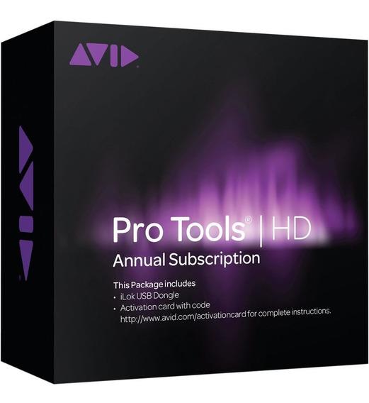Pro Tools Hd 12 - Licenciado X64