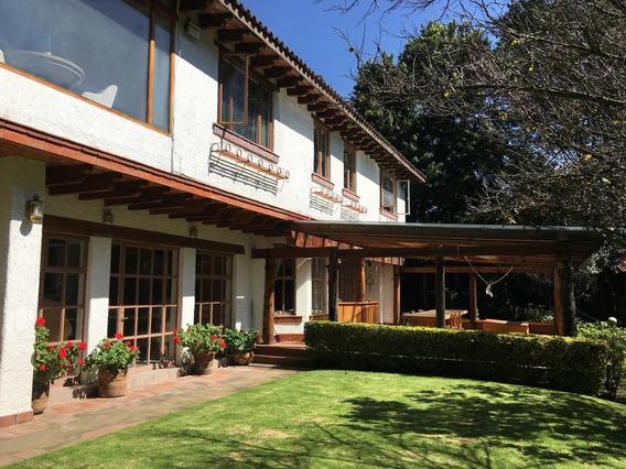 Preciosa Casa Campirana En Venta Y Renta En Contadero