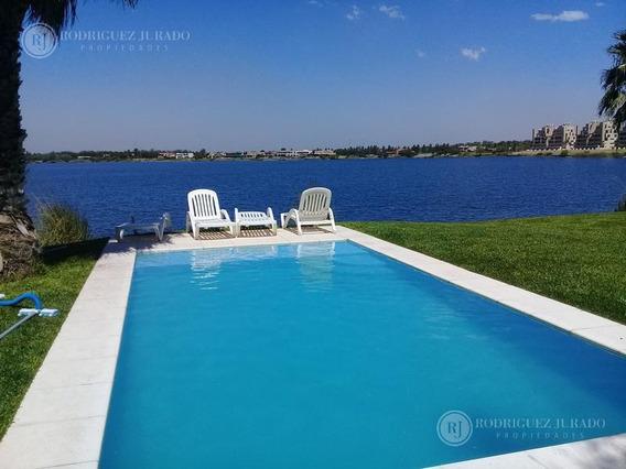 Excelente Casa A Laguna Amplia En Santa Clara - Villanueva - Tigre