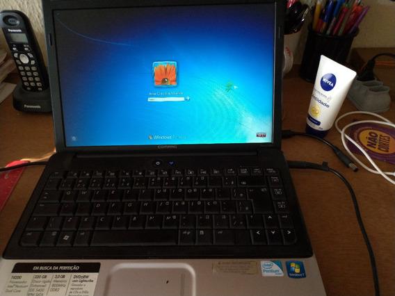 Notebook Hp Compaq Presario Cq40-612br (usado)
