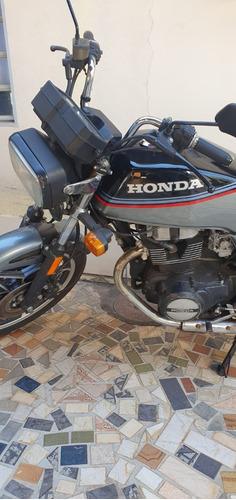 Imagem 1 de 8 de Honda Cb 450x 1988 - Muito Conversada