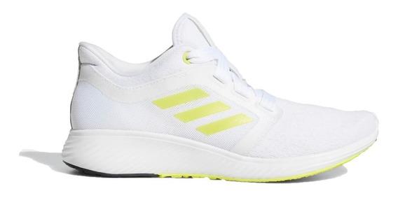adidas Zapatillas Running Mujer Edge Lux 3 Blanco-amarillo