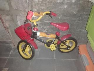 Bicicleta Cars Niño