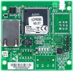 Risco Rp512ip0000a - Modulo Ip Para Centralizar Y Automonit