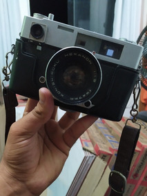 Camera Konica Auto S - P/ Colecionadores