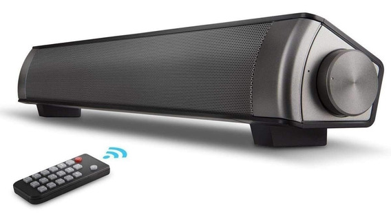 Barra De Sonido Bluetooth Recargable Tv Bocina Portatil