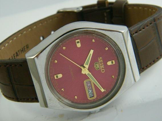 Reloj Seiko 5 Automatico Vintage 70