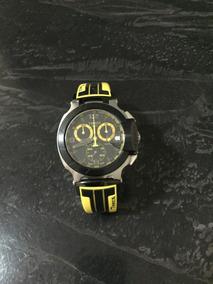 Relógio Tissot T-race Vidro De Safira