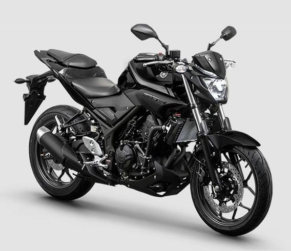 Mt 03 Abs 2020 Preta Yamaha