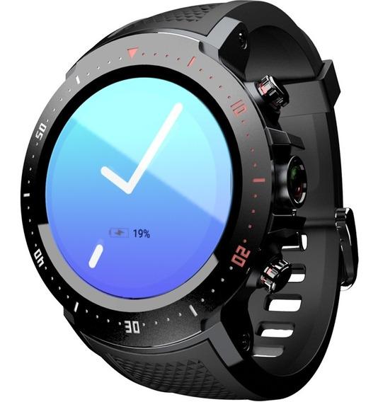 Lokmat Lk04 4g Lte Inteligente Reloj Teléfono Android 7.1 Cu