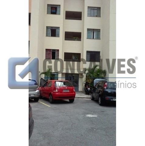 Venda Apartamento Diadema Serraria Ref: 124564 - 1033-1-124564