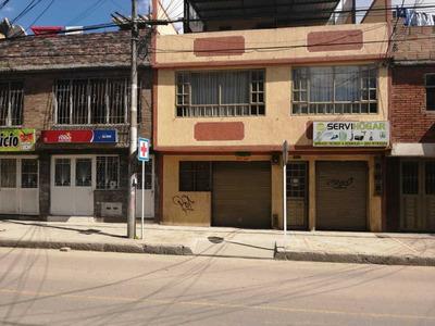 Venta Casa Comercial Rentable Bogota-bosa Laureles