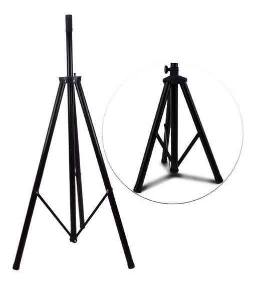 Tripe Suporte Pedestal Antiderrapante P/ Caixa De Som