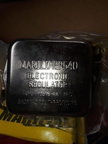 Regulador De Alternador Ford Modelo Viejo Marilia Gr540