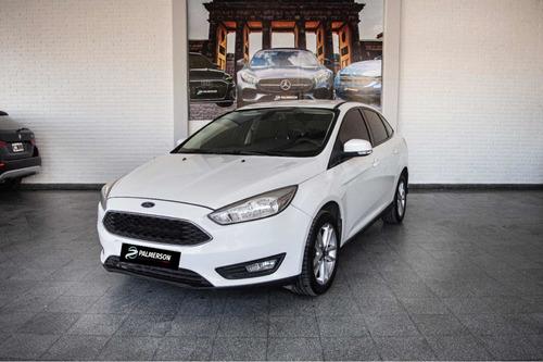 Imagen 1 de 14 de Ford Focus Iii 1.6 Sedan S 2017