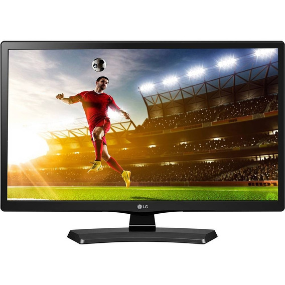 Tv Monitor Led 19,5 Lg 20mt49df-ps Hd Hdmi Usb