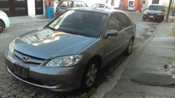 Honda Civic Ex Sedan At 2005