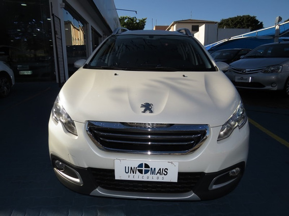 Peugeot 2008 1.6 16v Flex Allure 4p Manual
