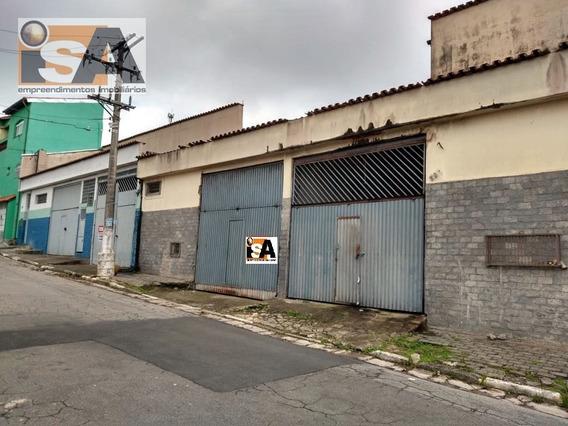 Galpão Salão Em Centro - Poá - 2909