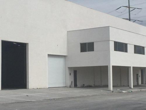 Bodega Nueva En Renta En Apodaca Mezquital