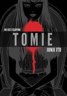 Tomie - Junji Ito (hardback)